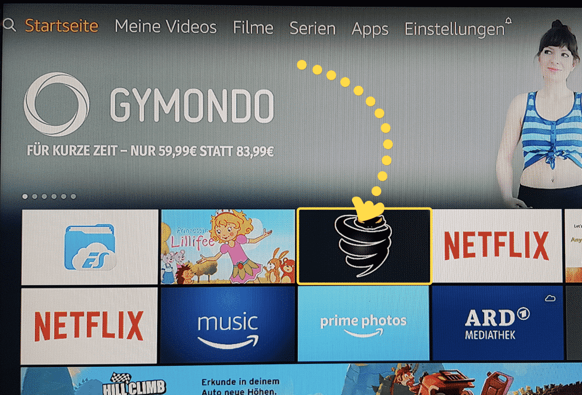 VPN for Fire TV Stick apps