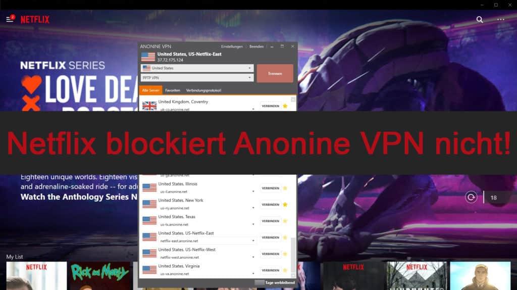 Anonine-VPN-Netflix