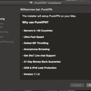 PureVPN Introduction - Installation for Mac