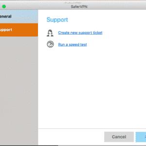 SaferVPN Support kontaktieren