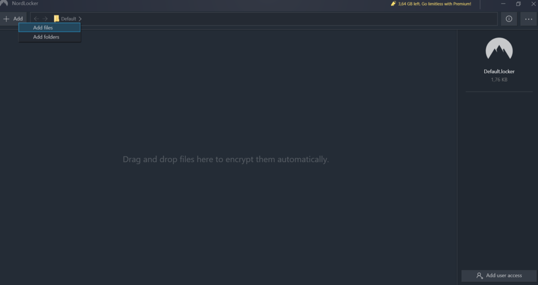 Recenzja NordLocker: nowe narzędzie do szyfrowania od NordVPN  3