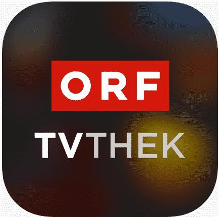 ORF Tvthek Logo