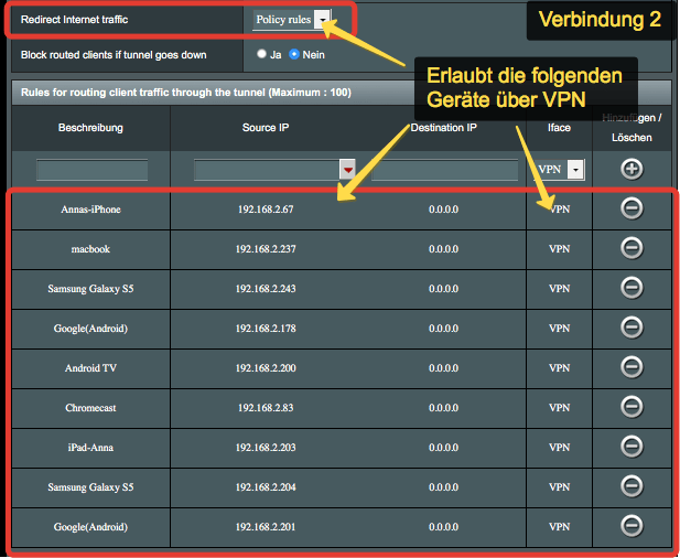 Perfect-Privacy VPN auf ASUSWRT by Merlin