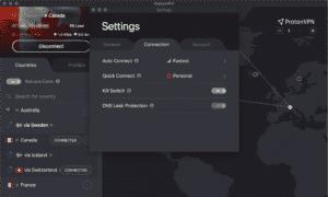 ProtonVPN Kill Switch