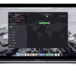 ProtonVPN Software für Mac