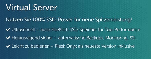 VPS-virtuelle-Server