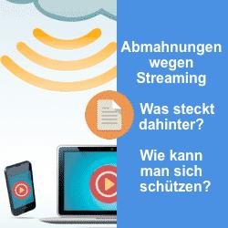 Illegales Streaming kann richtig teure Folgen haben