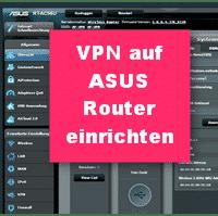 Perfect-Privacy VPN auf ASUS Router mit OpenVPN verwenden - Neue Konfigurationen!