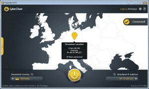 Cyberghost VPN Software
