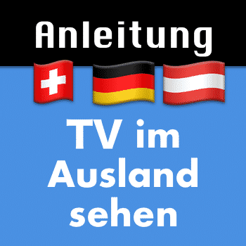 Watch German TV abroad