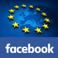 Facebook und der Datenschutz in der EU.