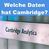 Facebook Datenskandal: Palantir und Cambridge Analytica gemeinsam auf illegalen Abwegen?