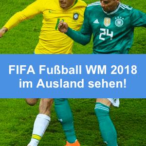 FIFA Fußball WM in Russland im Internet verfolgen