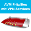 Fritz box with VPN use title picture