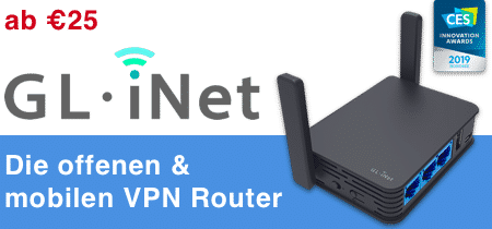 GL-iNet VPN-Router