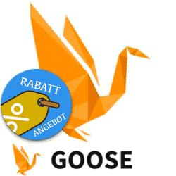GooseVPN ➠ 1 Jahr für nur €59.88 (nur €4.99 pro Monat)