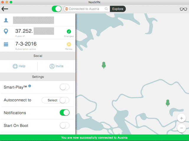 NordVPN Software 3