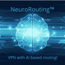 Perfect Privacy VPN uses neurorouting