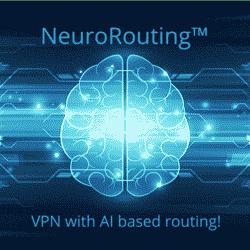Perfect Privacy VPN verwendet Neurorouting