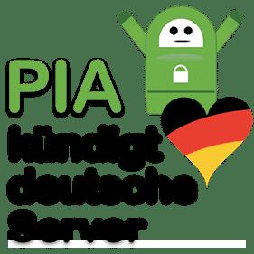 PIA PrivateInternetAccesskündigtdeutscheVPN Standorteauf