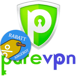 CyberMonday: PureVPN - anos 5 por US $ 80 (US $ 1.32 / mês)