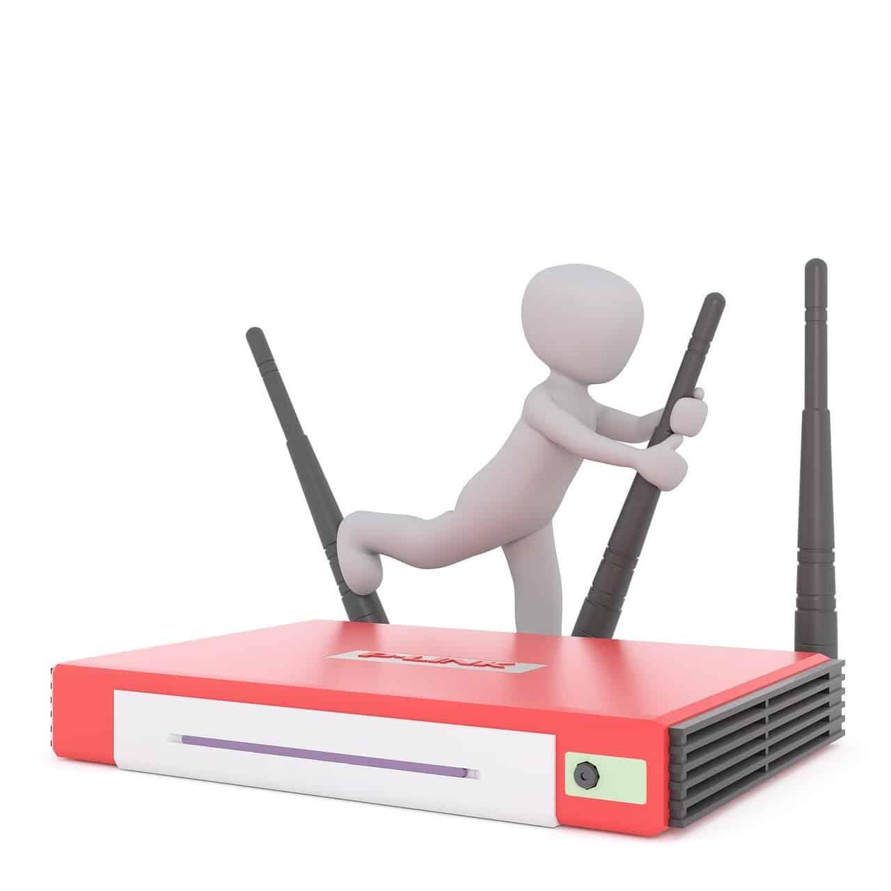 D-Link Router Sicherheitslücke