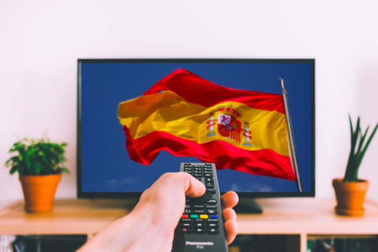 Watch Spanish TV Abroad (Streaming)