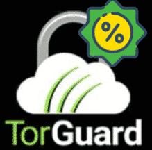 TorGuard ➠ 3 mois pour seulement $ 19.99