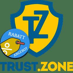 TrustZone VPN - 3 anos por apenas US $ 89.64 (US $ 2.49 por mês)