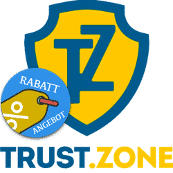 TrustZone VPN - 2 years for only $ 69.15 ($ 2.88 per month)