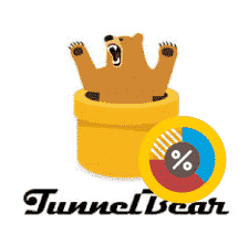 TunnelBear VPN - 2 Jahre um nur $99.99 ($4.17/Monat)