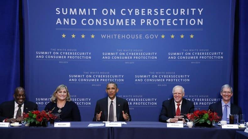 USA Datensicherheit