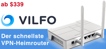 VILFO VPN-Router