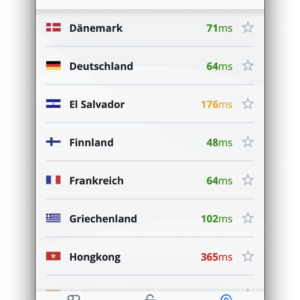 VyprVPN App German