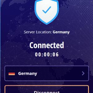 Połączony z Niemcami