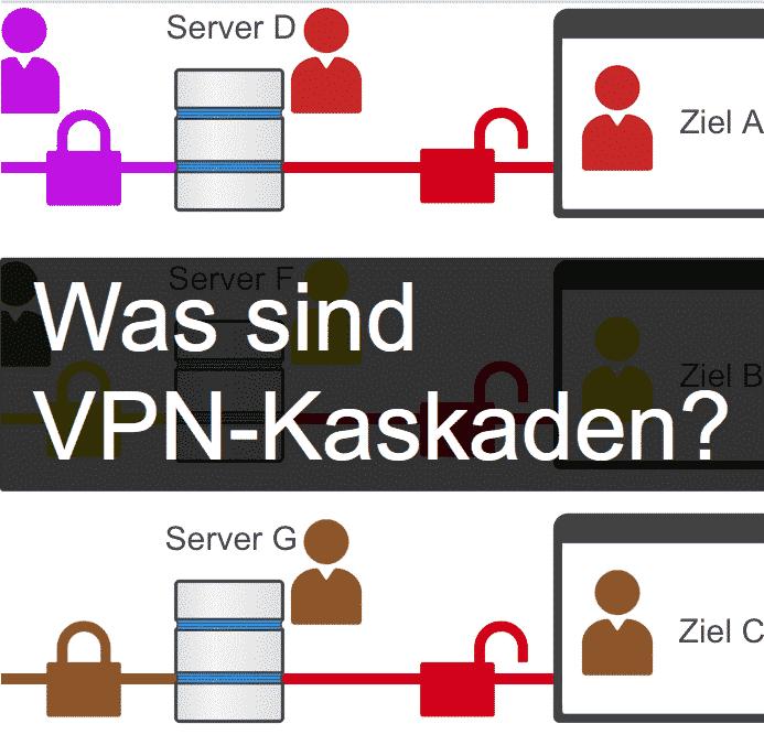 Was sind VPN-Kaskaden?